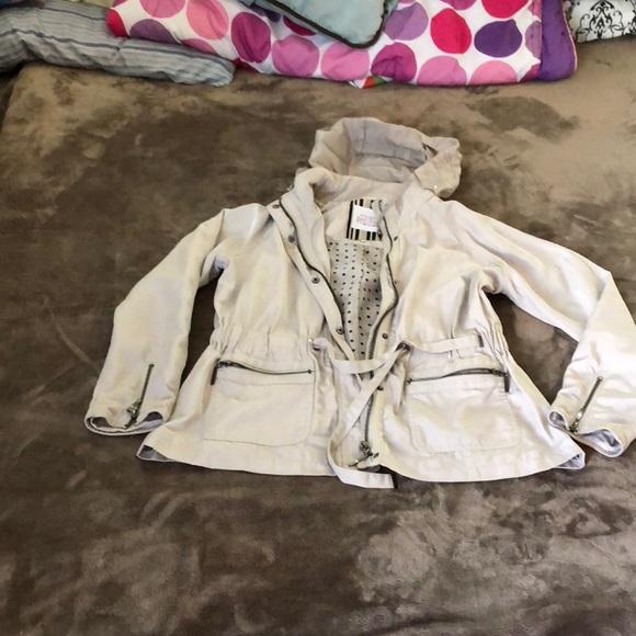 utterly stylish high fashion on feet images of Utility jacket